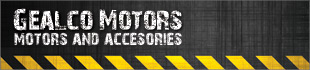 Gealco Motors: motors and accesories